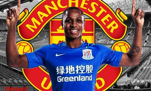 Manchester United offer Odion Ighalo two hundred thousand Euro weekly pay-out for permanent deal.