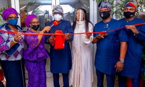 Governor Sanwo-Olu launches free Academy for youths in Creative Industry.
